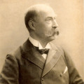 Rampazzini, Alba's eerste vioolleraar, 1900